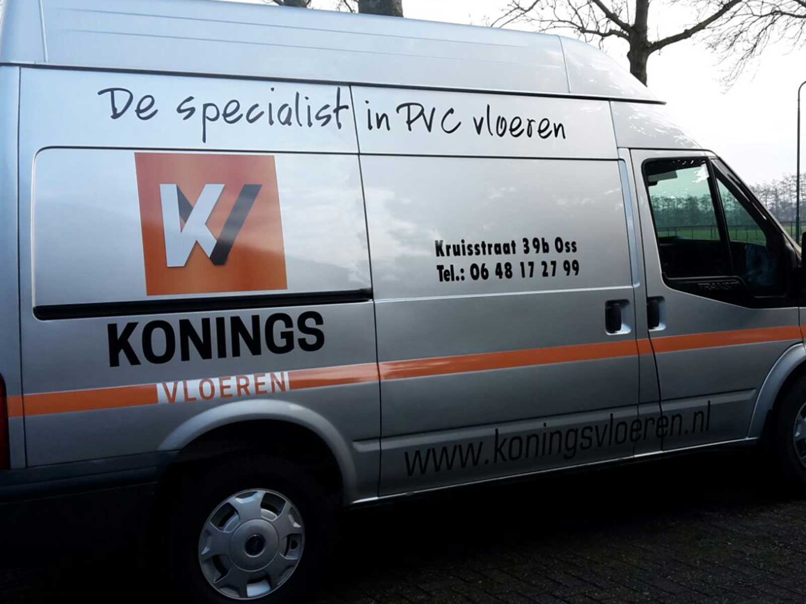 Koningsvloeren contact